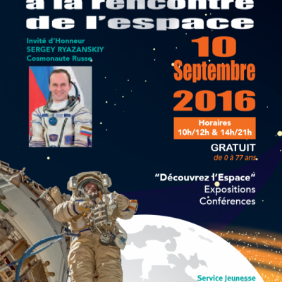 Affiche Auriol 2016