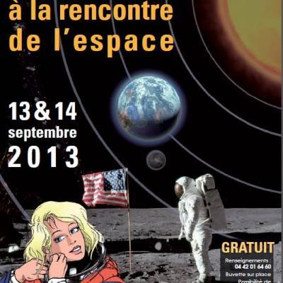 8 ième Rencontre de l'Espace à Auriol