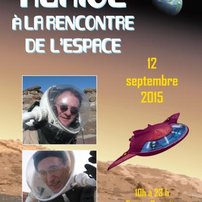 10 ième Rencontre de l'Espace à Auriol