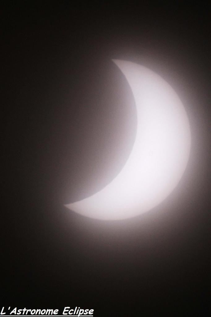 Eclipse solaire (20 Mars 2015)
