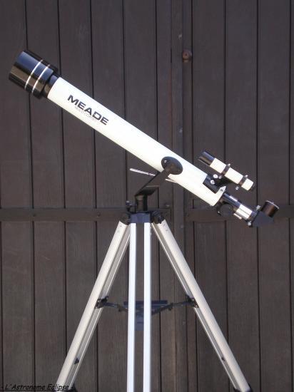 La lunette Meade 60/700