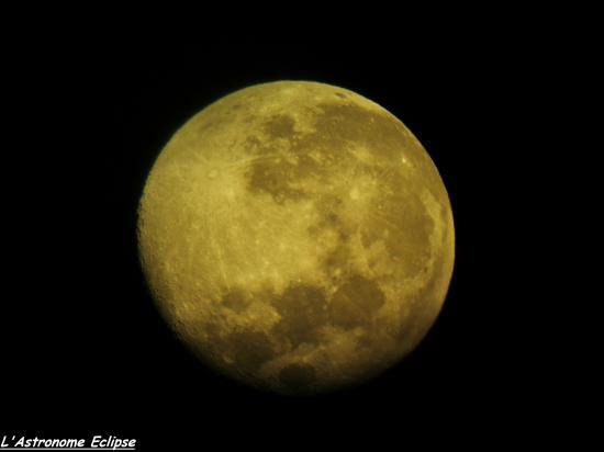 Pleine Lune (16 Juillet 2011)