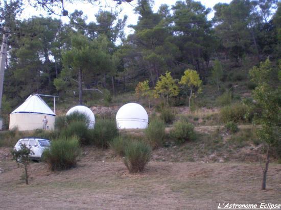 Vue de l'observatoire (2)