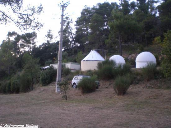 Vue de l'observatoire (1)