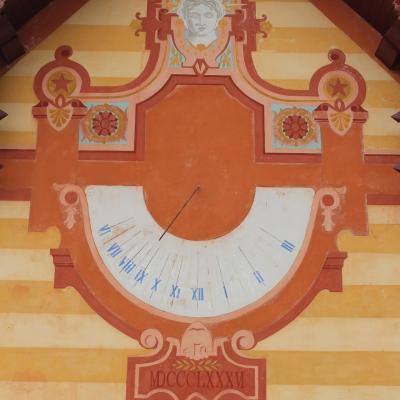 Cadran de l'observatoire