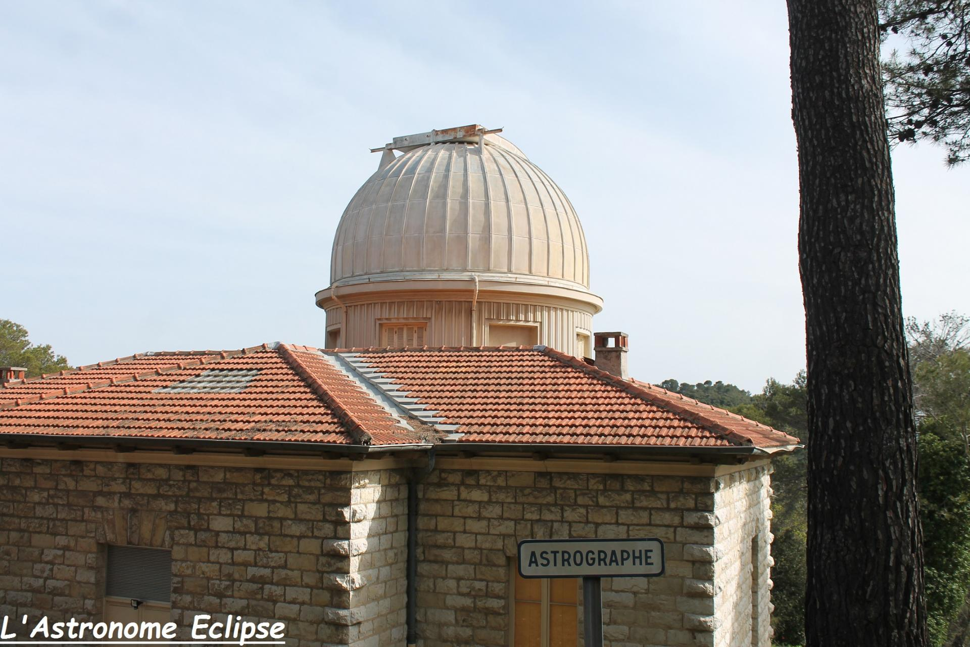 Bâtiment de l'astrographe