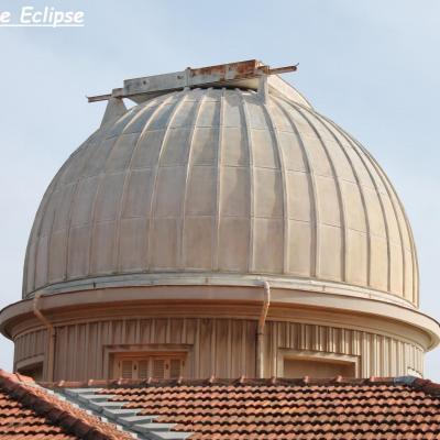 Dôme de l'astrographe
