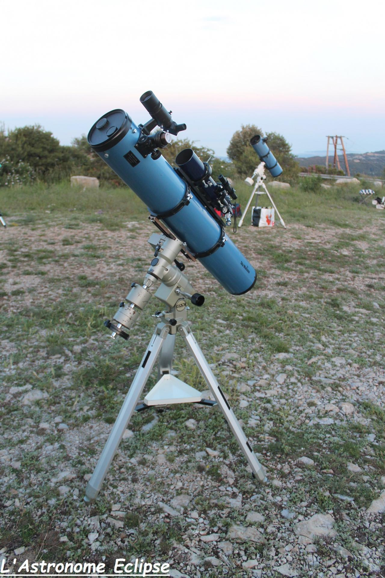 Télescope Skywatcher 150/1200