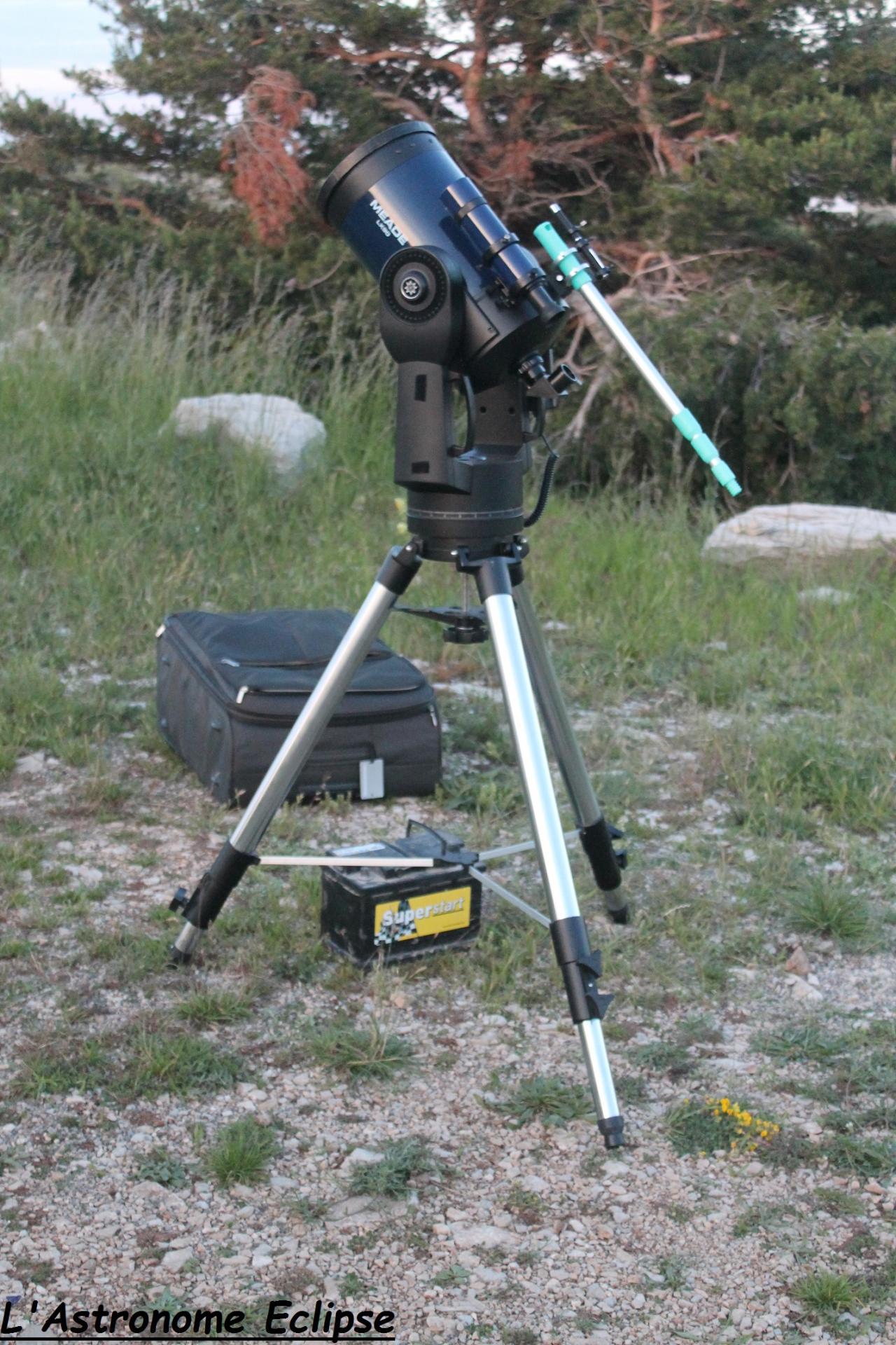Meade LX90 203 mm