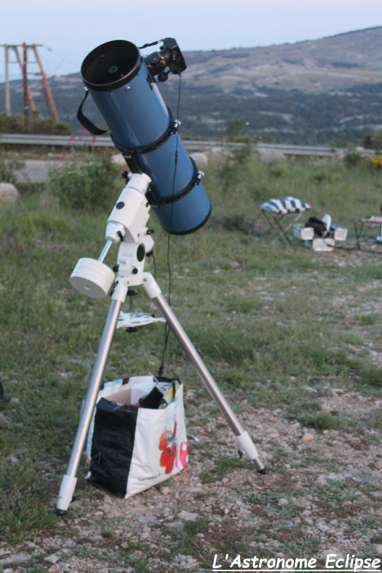 Télescope Skywatcher 203/1000