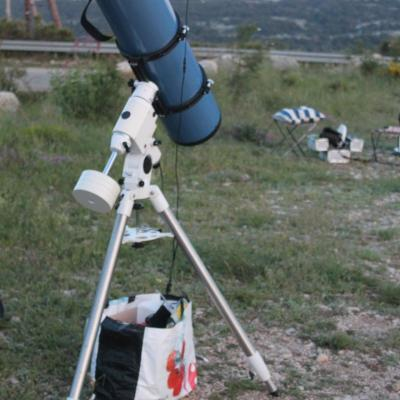 Télescope Skywatcher 203/1000