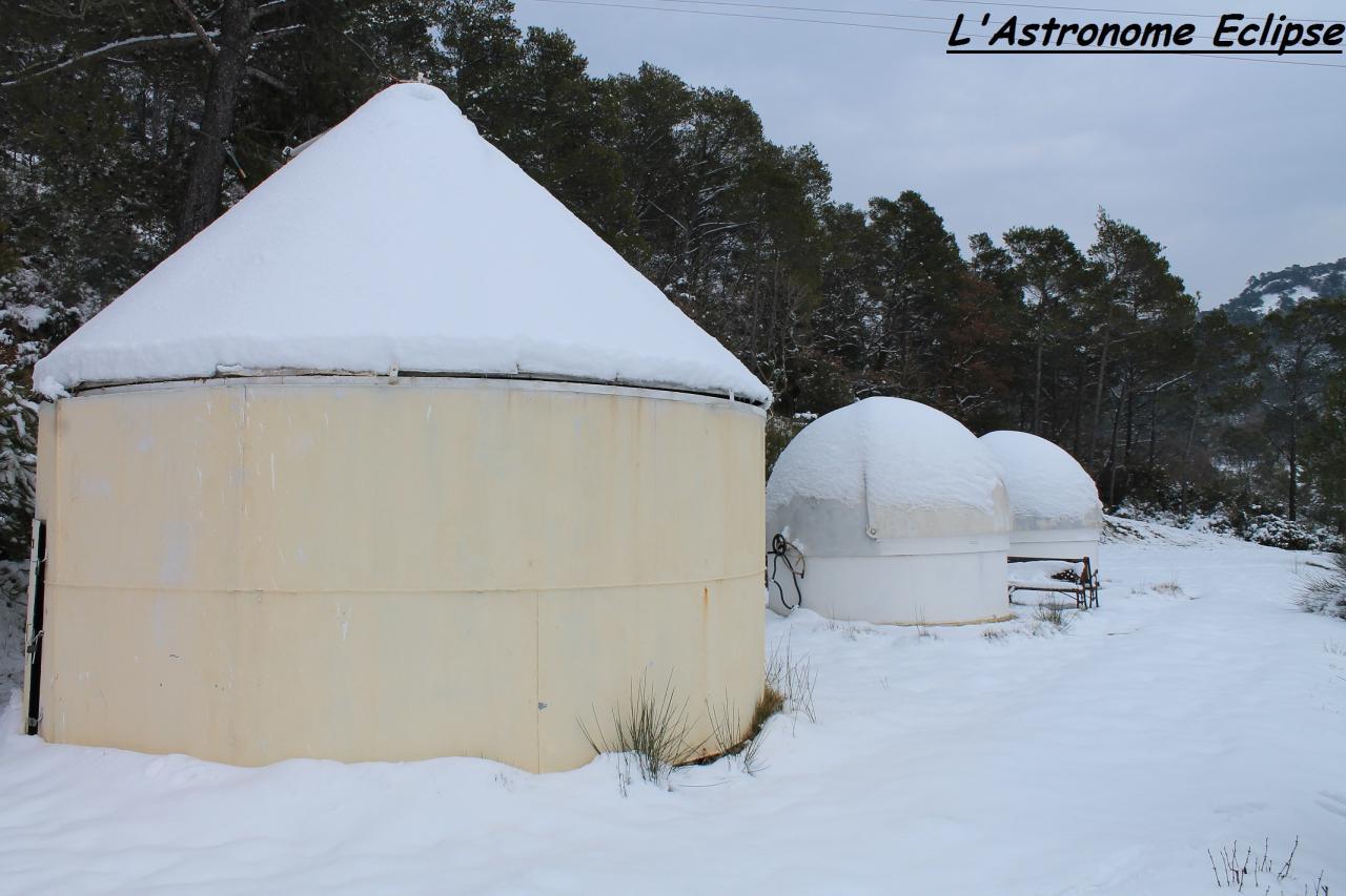L'Observatoire de Rocbaron (2)