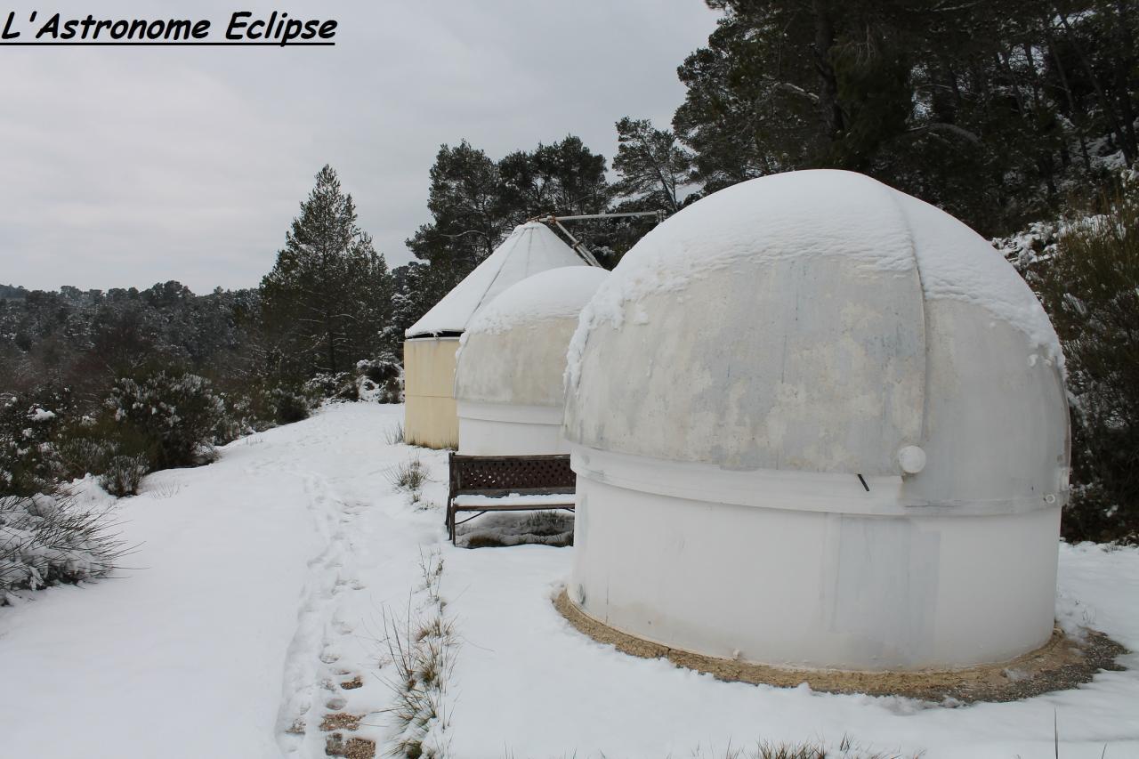 L'Observatoire de Rocbaron (1)