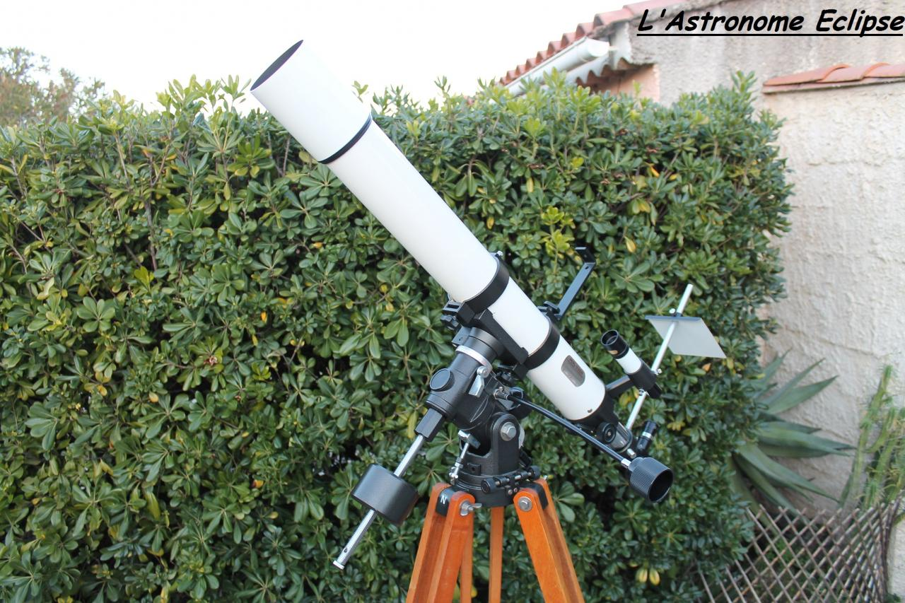 Lunette Perl-Vixen Polaris 80/910