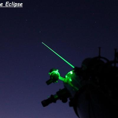 L'œil de l'astronome, à l'affût des étoiles!