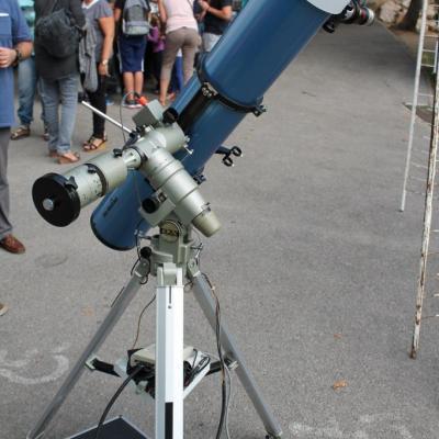 Le télescope (1)