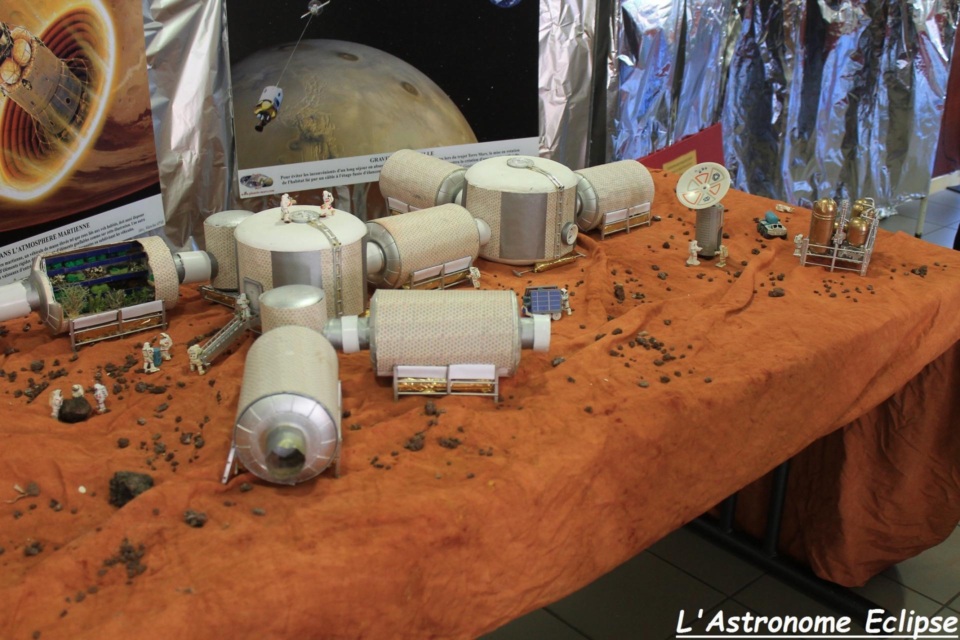 A quand le premier pas sur Mars?