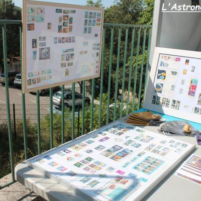 L'exposition de timbres (2)