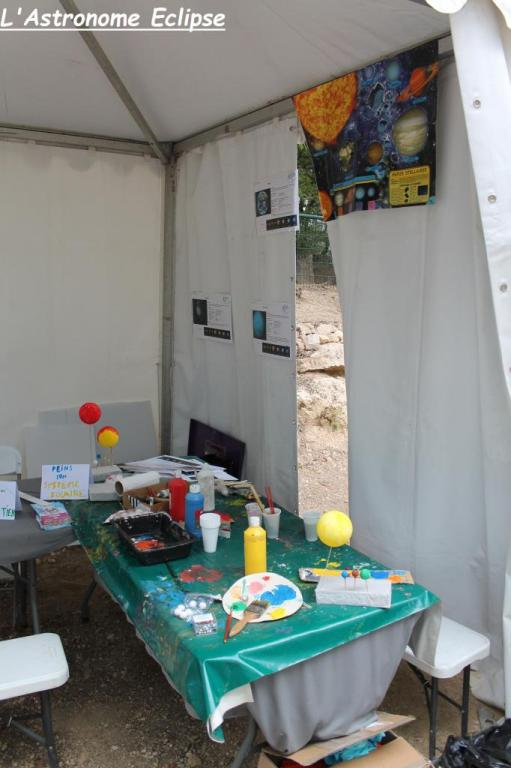 Stand de Planète Science