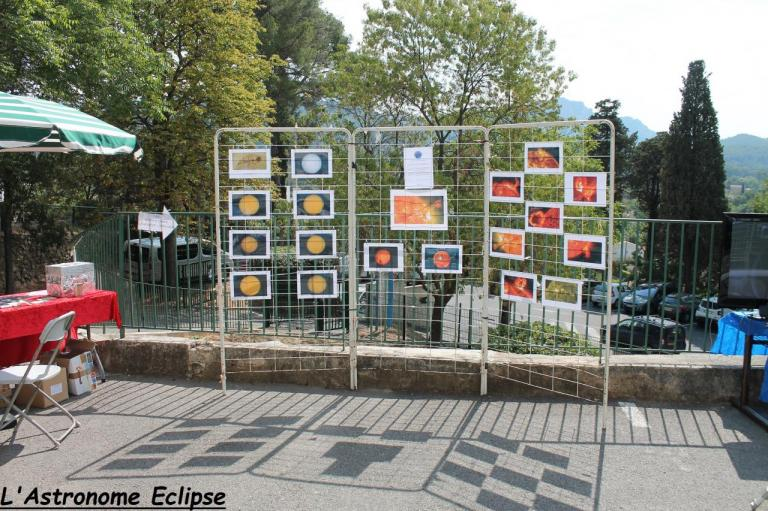 Exposition Astropleiades