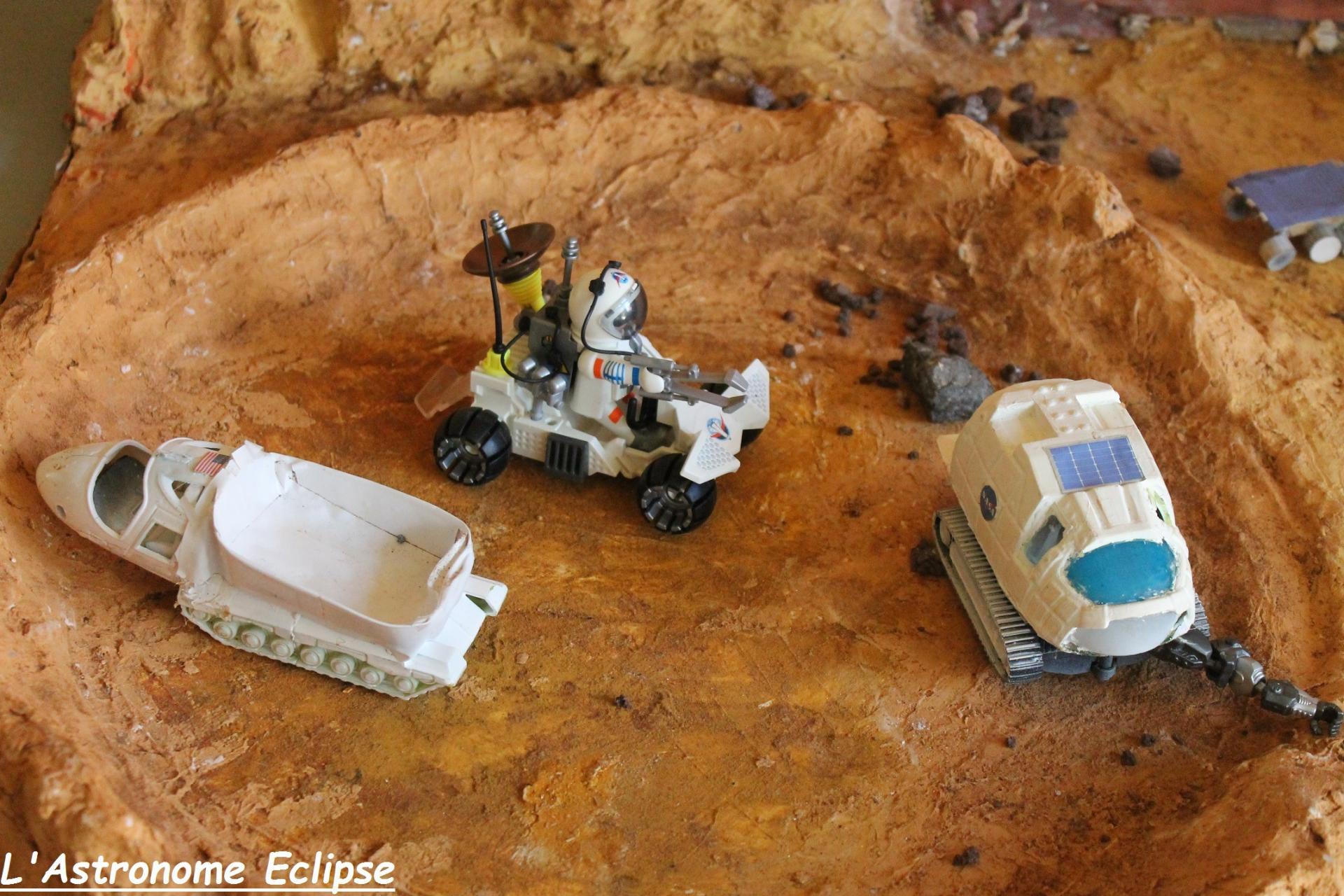 A la conquête de Mars!
