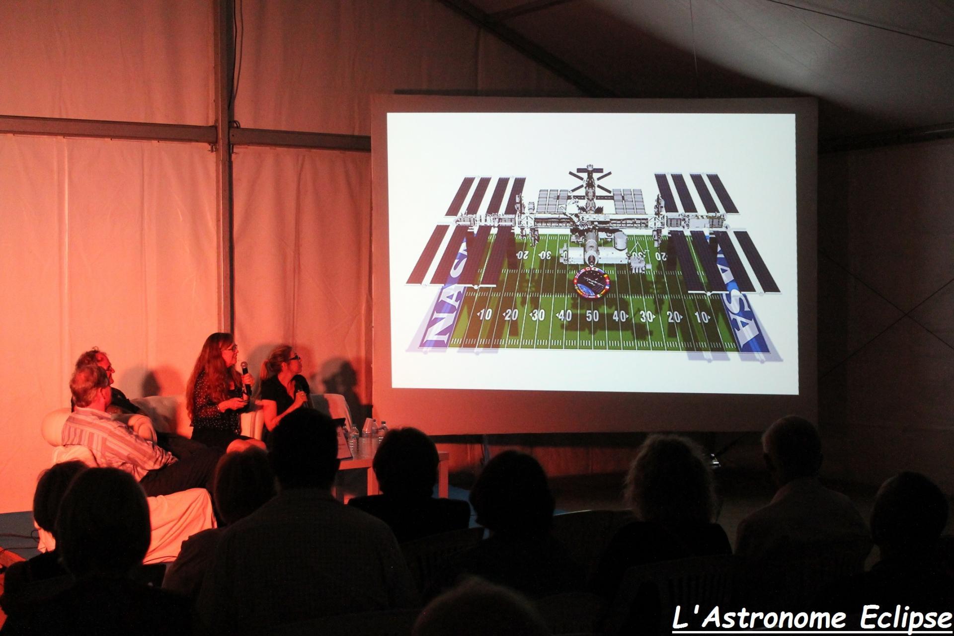 Conférence de Lisa Malone (NASA)