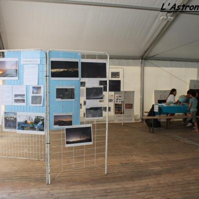 Exposition sur la pollution lumineuse (2)