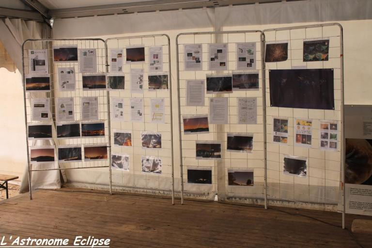 Exposition sur la pollution lumineuse (1)