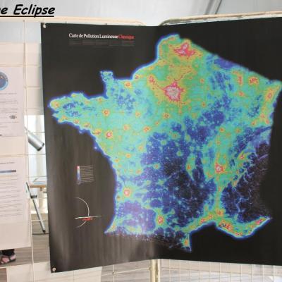 Exposition sur la pollution lumineuse (4)