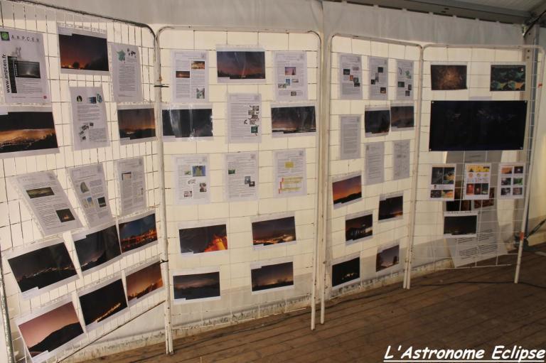 Exposition sur la pollution lumineuse (3)