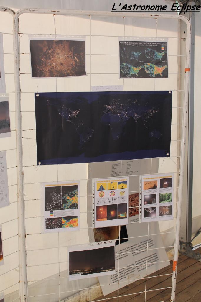 Exposition sur la pollution lumineuse (5)