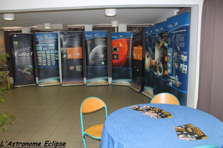 Exposition du CNES (1)