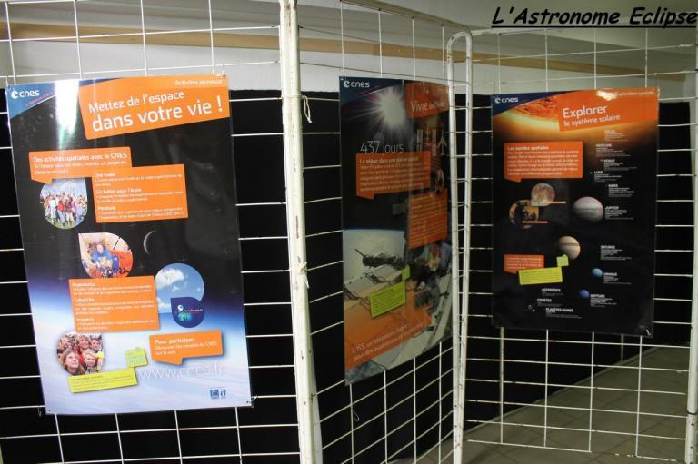 Exposition du CNES (2)