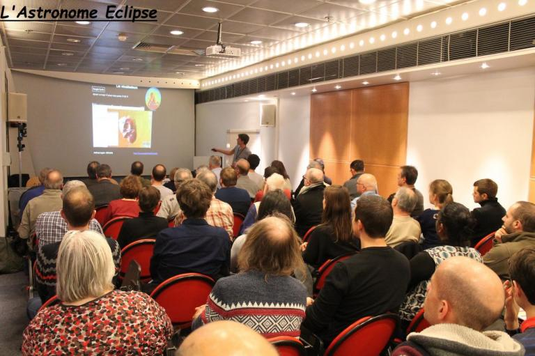 Conférence Anthony Lagain