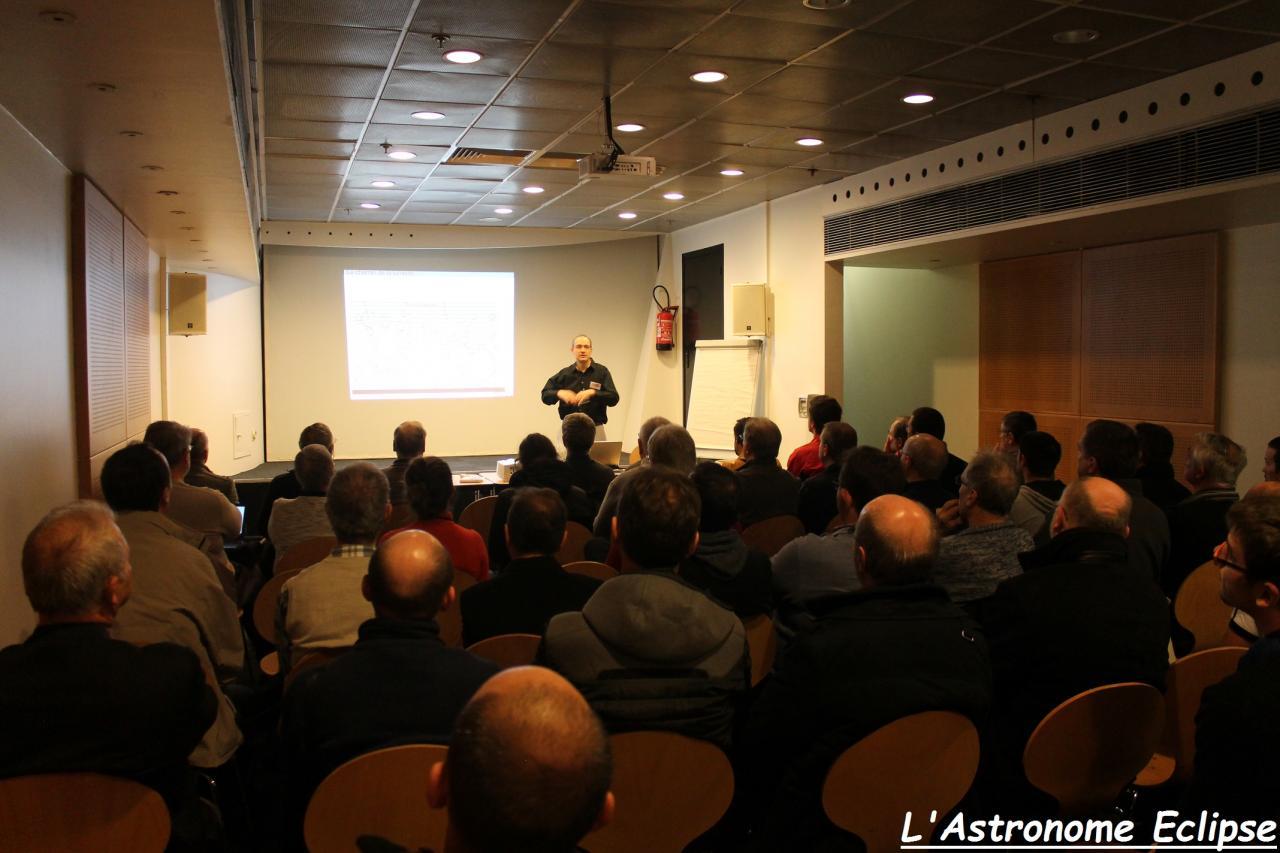 Conférence Cyril Cavadore