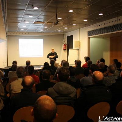 Conférence Cyril Cavadore