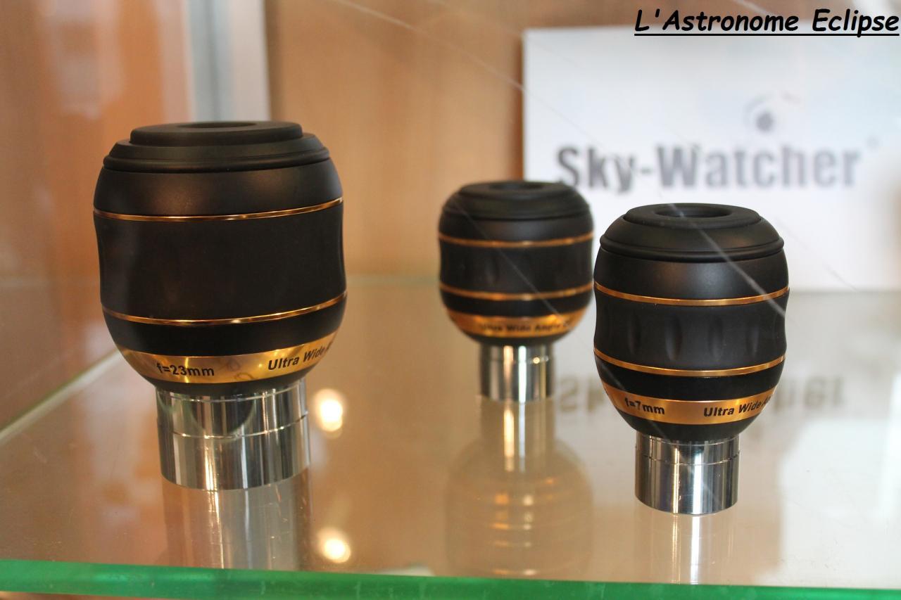 Oculaires Skywatcher
