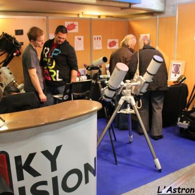 Stand Sky-Vision