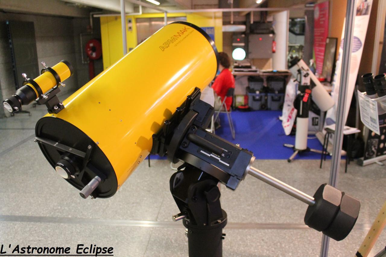 "Télescope APM Mak 12"" (2)"