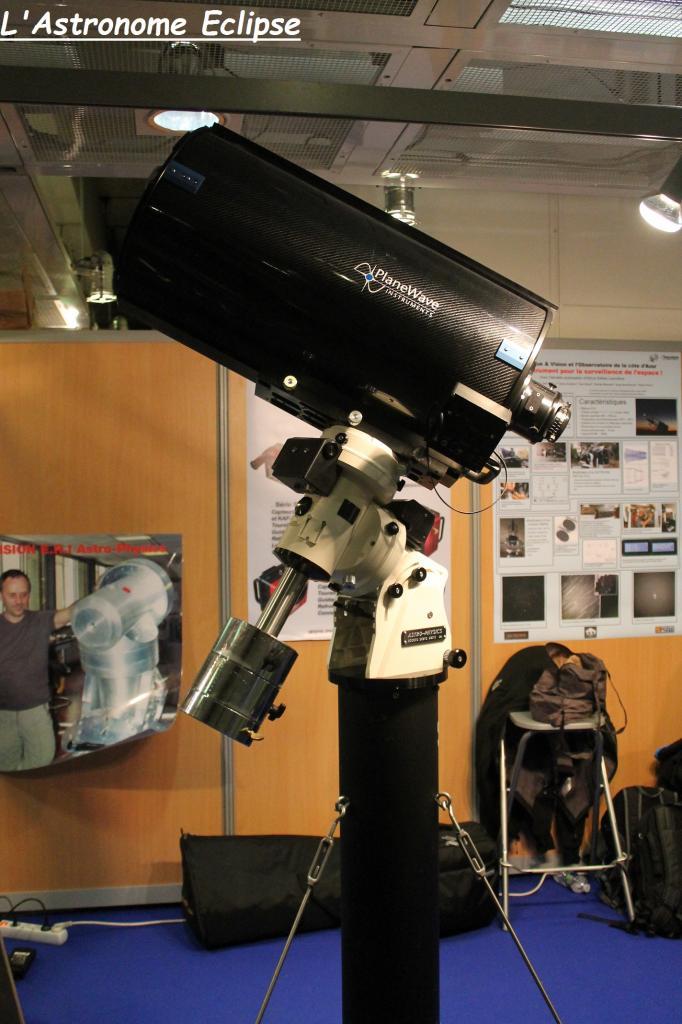 Télescope Planewave (1)