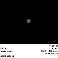 Jupiter (05 Juin 2015)