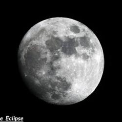 Quasi-pleine Lune (21 Février 2016)