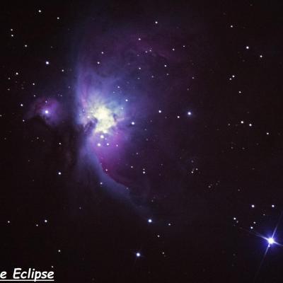 Nébuleuse d'Orion (11 Février 2018)