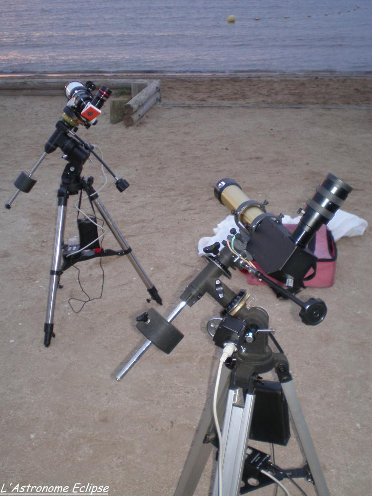 Instruments d'observation solaire