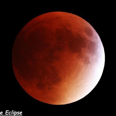 Eclipse de Lune 28 Septembre 2015