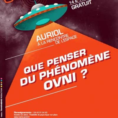 7 ième Rencontre de l'Espace à Auriol