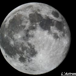 Pleine Lune (23 Juin 2013)