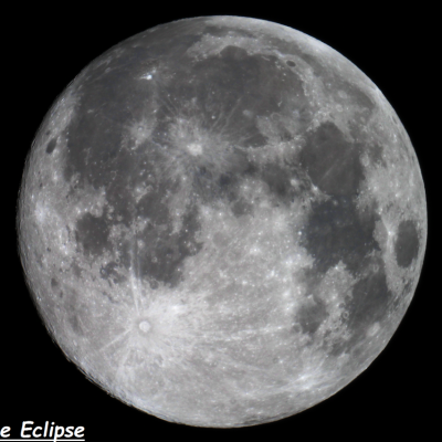 Pleine Lune (31 Juillet 2015)