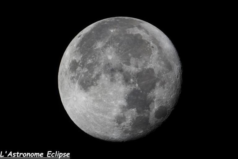 Quasi-pleine Lune (15 Novembre 2016)