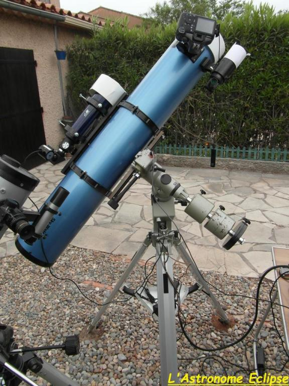 Le télescope dédié au transit (2)